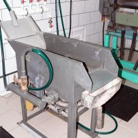 Лаборатория гравитации. Отсадочная машина