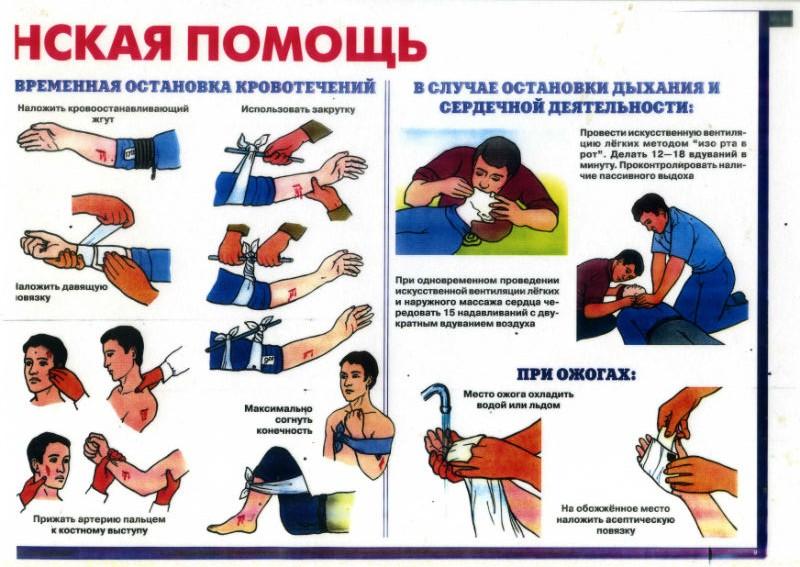 инструкция по антитеррору