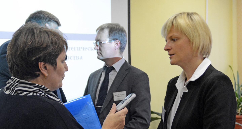 Первое заседание Коллегии стратегического партнерства