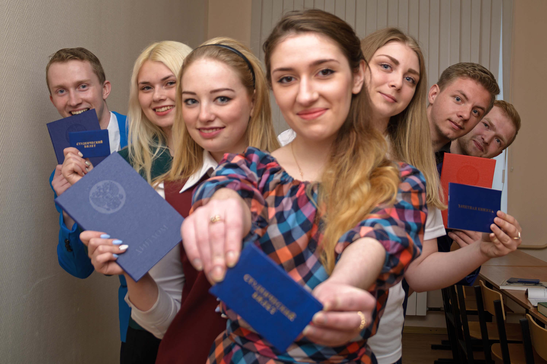 Поздравляем первокурсников бакалавриата и специалитета