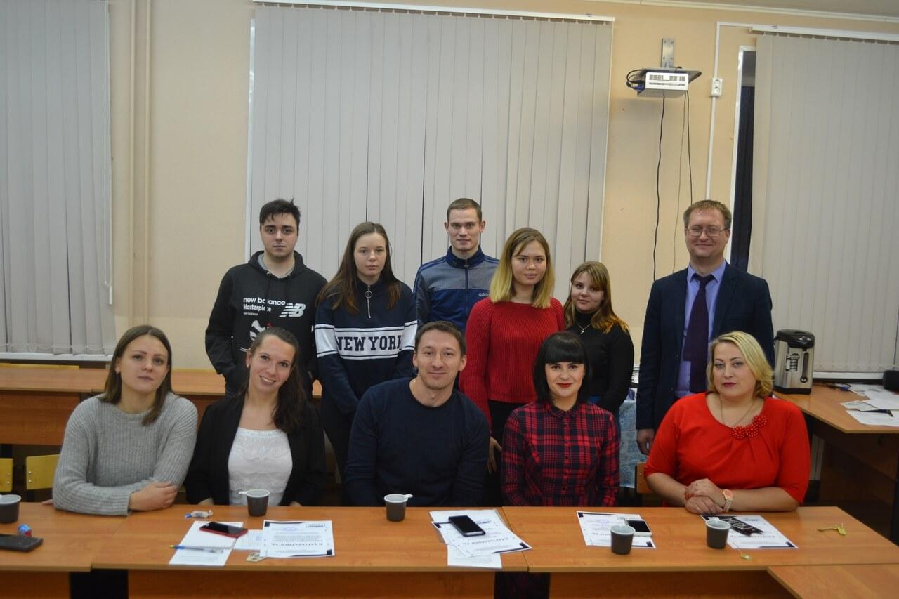 Специалисты социальных учреждений поделились опытом со студентами