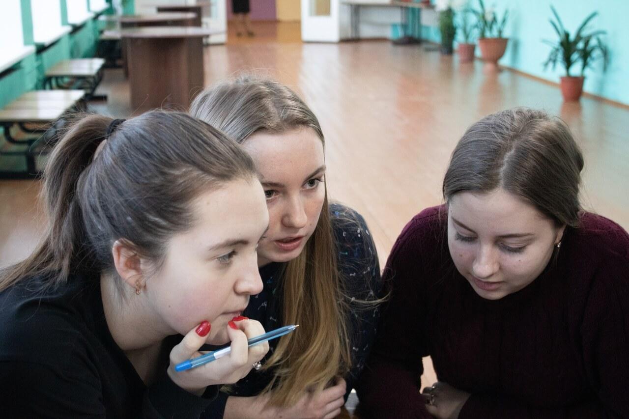 Молодежные дебаты в Ловозере и Ревде