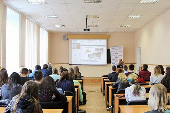 В МАГУ прошла лекция Медеи Владимировны Ивановой «Арктическая экономика знаний»