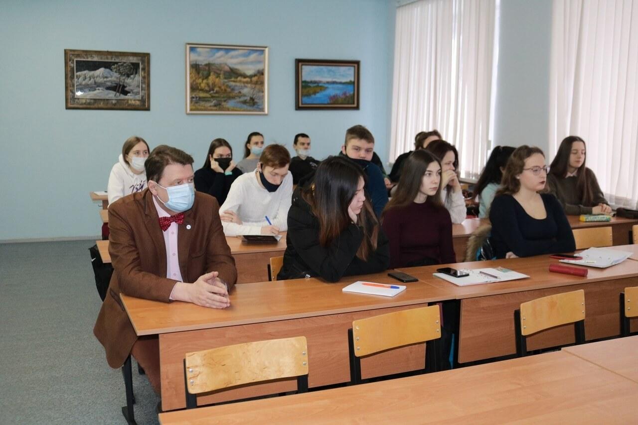 Встреча с Олегом Кангасниеми